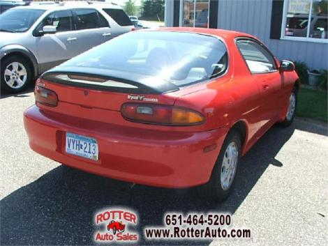 Mazda Rochester Mn >> Used 1993 Mazda MX-3 Special Edition Sports Coupe For Sale ...