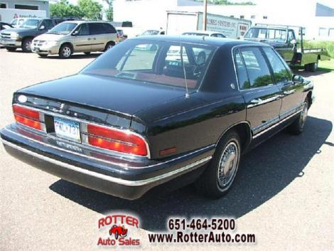 1996 buick park avenue sedan for sale under 3000 in. Black Bedroom Furniture Sets. Home Design Ideas
