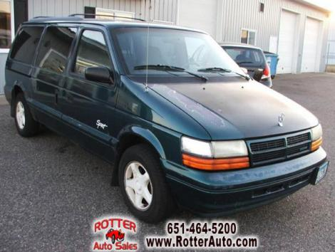 Used 1995 Dodge Grand Caravan SE Passenger Minivan For ...