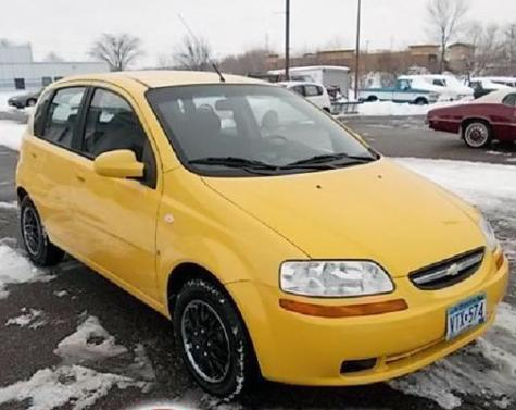 2007 Chevrolet Aveo Svm For Sale In Forest Lake Mn Under