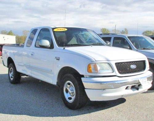 Ford F 150 Xlt 2000 Cheap Truck In Iowa 1000 1500
