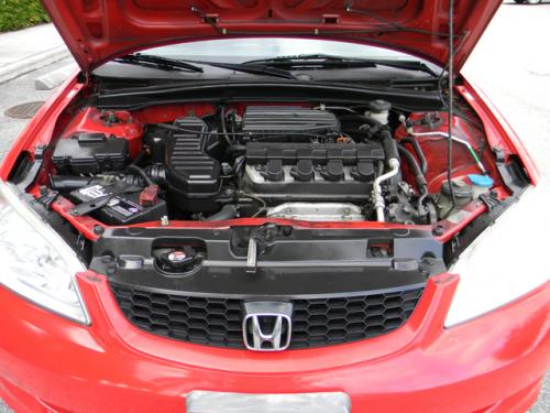 Photo 9 coupe 2005 honda civic red for Used honda civic for sale under 5000