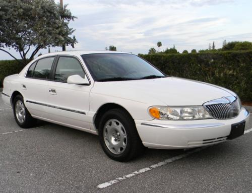 Lincoln Continental 98 Under 5000 In South Fl Low Miles