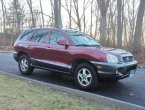 2003 Hyundai Santa Fe in Connecticut