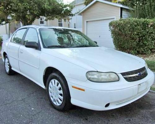 Cheap Car For Sale Nj Under 1000 Chevrolet Malibu 2000