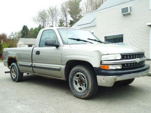 Volvo Dealers Nh >> 1999 Chevrolet Silverado Pickup Truck Under $1000 in NH - Autopten.com