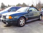 1994 Audi Cabriolet (Dark Green)