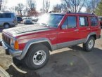 1992 Jeep Cherokee (Red)