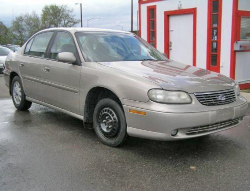 Cars For Sale In Denver Under 3000: Cheap Chevy Malibu LS '98 For Sale Under $1000 Denver CO