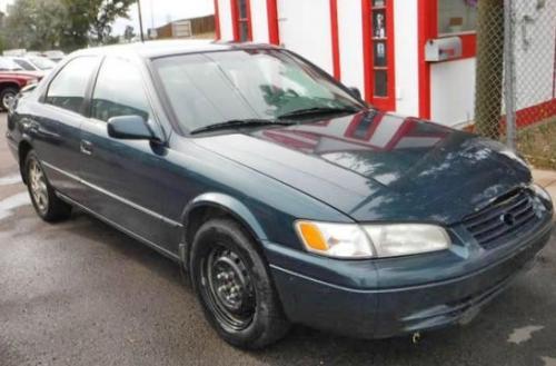 Dodge Dealers Denver >> Toyota Camry XLE '97 - Cheap Used Car Denver CO Under ...