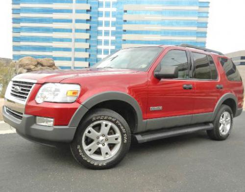 2006 ford explorer xlt suv under 5000 near phoenix az. Black Bedroom Furniture Sets. Home Design Ideas