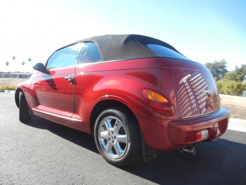 2005 chrysler pt cruiser touring turbo for sale under. Black Bedroom Furniture Sets. Home Design Ideas