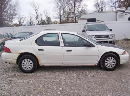 Used Car Under 1000 Near Detroit Mi Plymouth Breeze 98