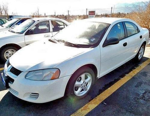 Dodge Stratus Se 04 In Colorado Springs Co Under 1000