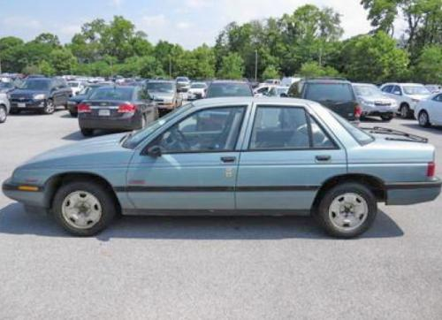1990 Chevy Corsica Lt Dirt Cheap Car In Md Under 500