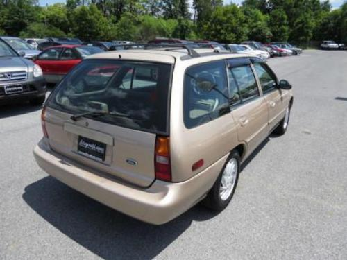 Ford Escort Se 99 Cheap Car Under 500 In Md Fixer