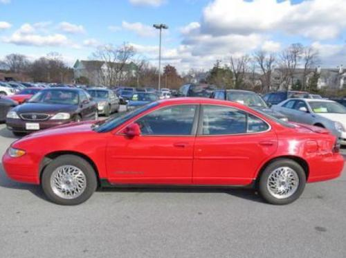 Toyota Dealers In Md >> Cheap Car Under $1000 in Maryland (Pontiac Grand Prix SE ...