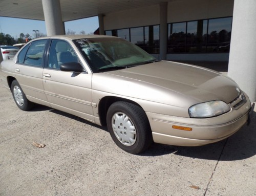 Good Used Car 1k 1500 Little Rock Ar Chevy Lumina Ls
