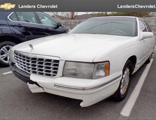 Luxury Car Little Rock Ar 500 Or Less Cadillac Deville