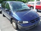 2000 Dodge Caravan (Dark Blue)