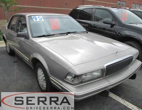 Cheap Used Car In Mi 500 1000 Buick Century Special 95