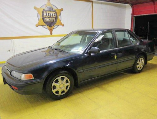 Cars For Sale In Denver Under 3000: 1992 Honda Accord LX For Sale In Denver CO Under $1000