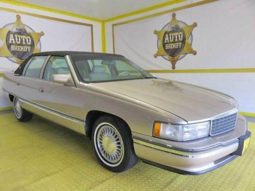 Cars For Sale In Denver Under 3000: Cheap Cadillac DeVille '95 In Denver CO For Sale Under