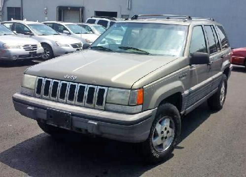 Used Cars Under 10000 >> Jeep Grand Cherokee SE '95 - Cheap SUV in NJ $1000 or Less ...