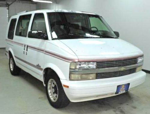 Cheap Chevy Astro 95 Van For Sale In Wi Under 1000