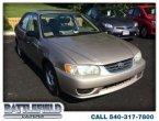 2000 Toyota Corolla under $5000 in Virginia