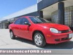 2000 Dodge Neon (Flame Red Clearcoat)