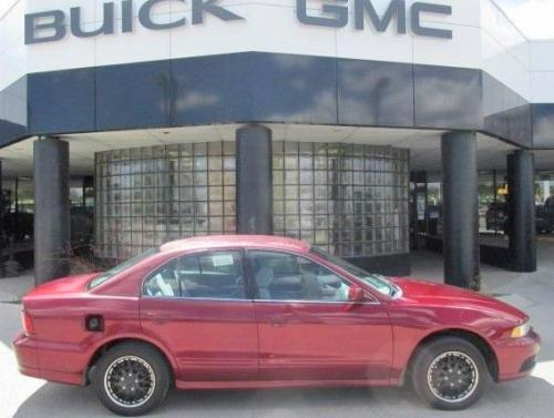 mitsubishi galant es 39 03 cheap car for sale wy 500 or less. Black Bedroom Furniture Sets. Home Design Ideas