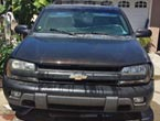 2002 Chevrolet Trailblazer in California