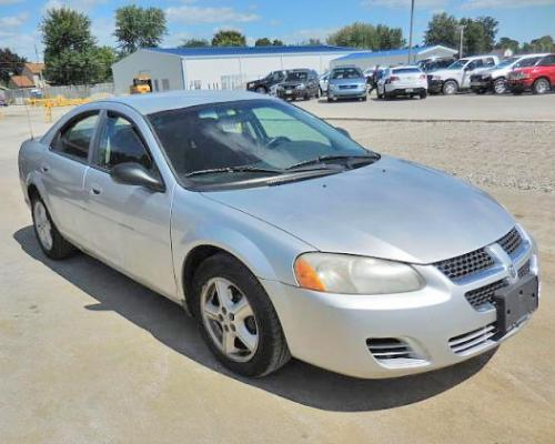 Cheap Car For Sale OH Under $2000 (2004 Dodge Stratus SXT ...