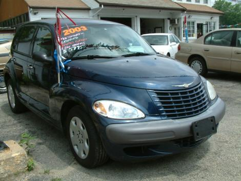 chrysler pt cruiser 39 05 under 6000 in coventry ri. Black Bedroom Furniture Sets. Home Design Ideas