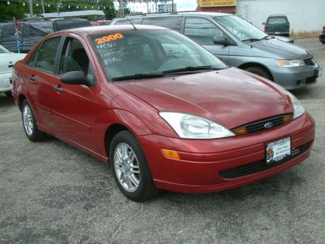 2000 ford focus sedan for sale in coventry ri under 4000. Black Bedroom Furniture Sets. Home Design Ideas