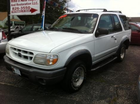 2000 ford explorer 2dr for sale in coventry ri under 4000. Black Bedroom Furniture Sets. Home Design Ideas