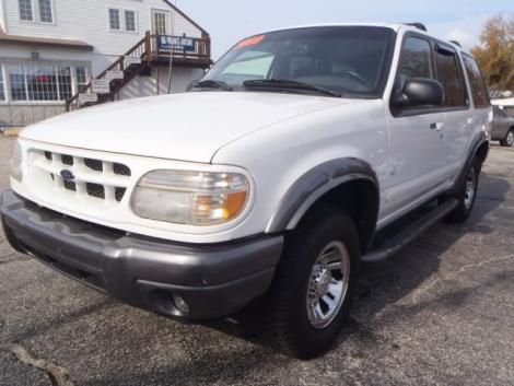 2000 Ford Explorer Xlt For Sale In Coventry Ri Under 5000
