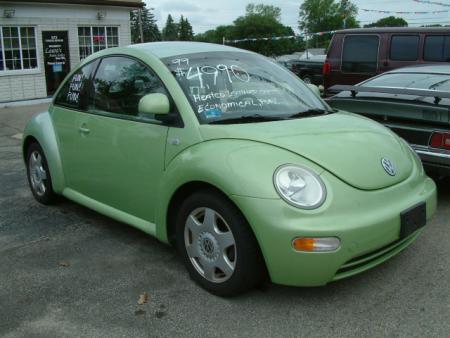Volkswagen Beetle New Beetle '99 in RI Under $5000 - Autopten.com