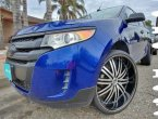 2013 Ford Edge under $7000 in California