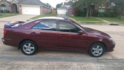 2004 Toyota Camry Se For Sale In Houston Tx Under 5000 Autopten Com