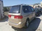 1999 Honda Odyssey under $2000 in California