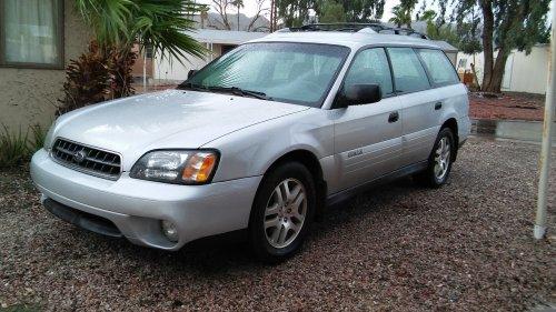 Subaru Outback 04 For Sale By Owner Phoenix Az Under 3k