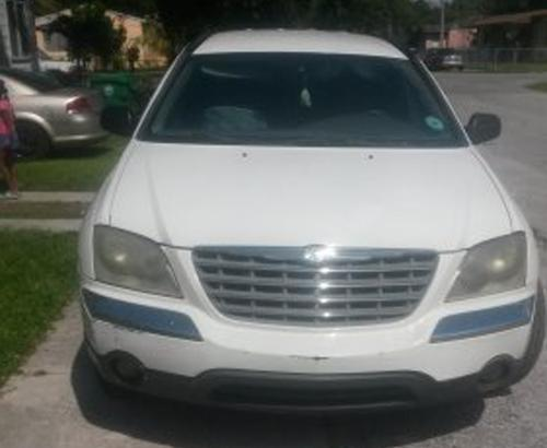 04 Chrysler Pacifica Suv For By Owner Miami Fl Under 2k Autopten