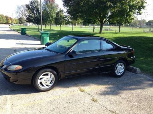 ford escort zx2 39 98 by owner under 2000 near chicago il. Black Bedroom Furniture Sets. Home Design Ideas