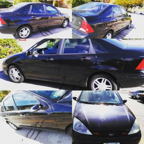 Ford Focus SE '01 By Owner Under $1000 Worcester MA