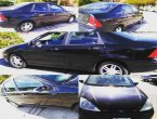 2001 Ford Focus (black)