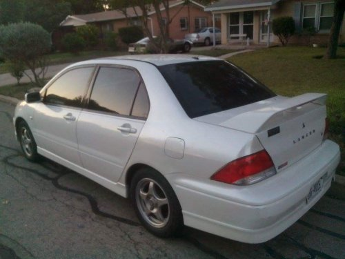 Mitsubishi Lancer OZ Rally '03 By Owner in Texas Under $1000 ...