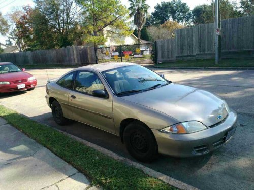 Used Car By Owner Houston TX $1000-$2000 (Chevy Cavalier ...
