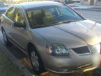 2006 Mitsubishi Galant in California